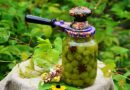 5 рецептов как замариновать виноград