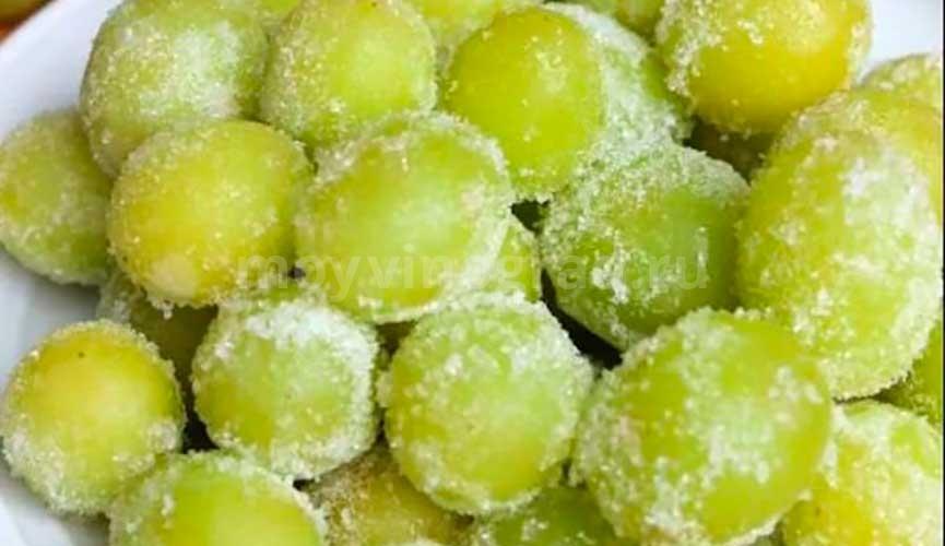 виноград-замороженный-фото