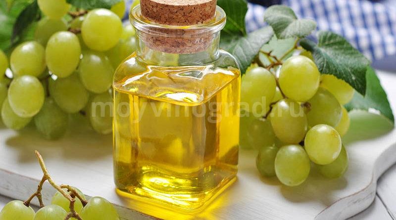 Масло виноградной косточки — эликсир молодости и красоты лица